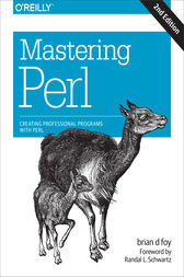 Mastering Perl by brian d foy