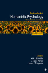 The Handbook of Humanistic Psychology by Kirk J. Schneider