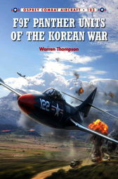 F9F Panther Units of the Korean War by Warren Thompson