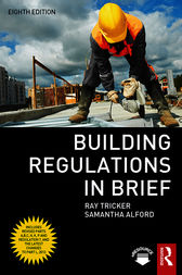 Building Regulations in Brief by Ray Tricker