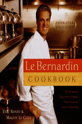 Le Bernardin Cookbook by Eric Ripert