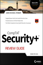 CompTIA Security+ Review Guide by James M. Stewart