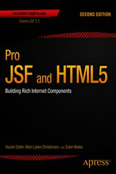Pro JSF and HTML5 by Zubin Wadia