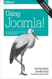 Using Joomla! by Ron Severdia