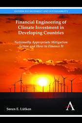 Financial Engineering of Climate Investment in Developing Countries by Søren E. Lütken