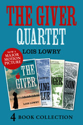 Why did Lois Lowry write the book The Giver?