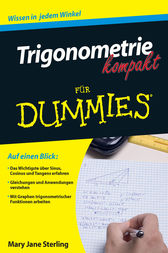 Trigonometrie kompakt fur Dummies by Mary Jane Sterling