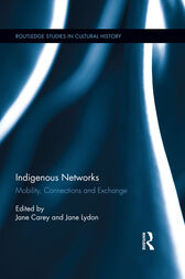 Indigenous Networks: Mobility, Connections, and Exchange by Jane Carey
