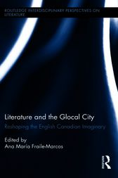 Literature and the Glocal City by Ana María Fraile-Marcos