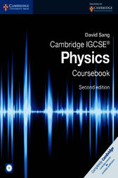 Cambridge IGCSE Physics by David Sang