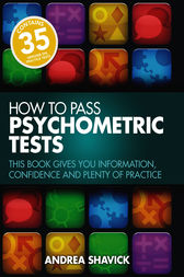 How To Pass Psychometric Tests by Andrea Shavick