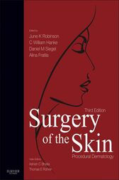 Surgery of the Skin by June K. Robinson