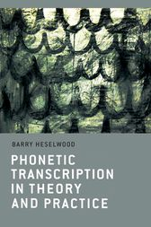 phonetic transcription in theory and practice pdf