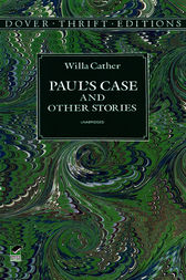pauls case by willa carter The stories that have been chosen for the essay are 'sonny's blues' by james baldwin and 'paul's case' by willa cather these stories have a lot in common but they are also very different in their approach towards life.