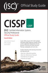 CISSP (ISC)2 Certified Information Systems Security Professional Official Study Guide by James M. Stewart
