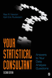 Your Statistical Consultant by Rae R. Newton