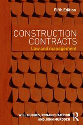 Construction Contracts by Will Hughes