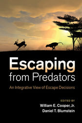 Escaping From Predators by Jr Cooper