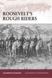 Roosevelt's Rough Riders by Alejandro de Quesada