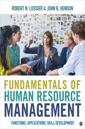 Fundamentals of Human Resource Management by Robert N. Lussier