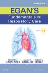 Egan's Fundamentals of Respiratory Care, 11e by Kacmarek PhD RRT FAARC, Rober