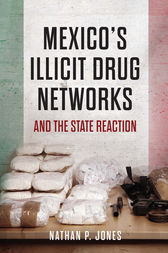 Mexico's Illicit Drug Networks and the State Reaction by Nathan P. Jones