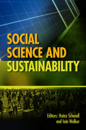 Social Science and Sustainability by Iain Walker