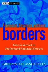 Financial Services without Borders by Greenwich Associates