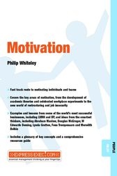 Motivation by Philip Whiteley