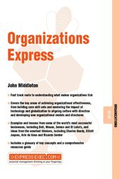 Organizations Express by John Middleton