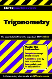 Trigonometry by David A. Kay