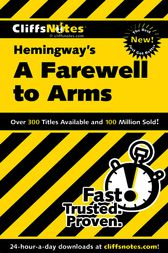 Hemingway's A Farewell to Arms by Adam Sexton