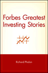 Forbes Greatest Investing Stories by Richard Phalon