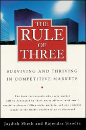 The Rule of Three by Jagdish Sheth