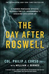 The Day After Roswell by William J. Birnes
