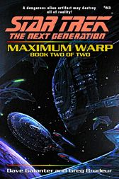 Maximum Warp: Book Two by Dave Galanter