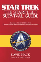 The Starfleet Survival Guide by David Mack