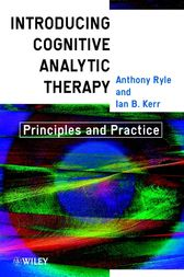 Introducing Cognitive Analytic Therapy by Anthony Ryle