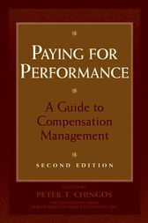 Paying for Performance by Peter T. Chingos