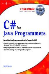 C# For Java Programmers by Harold Cabrera