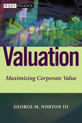 Valuation by George M. Norton III