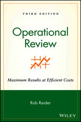 Operational Review by Rob Reider
