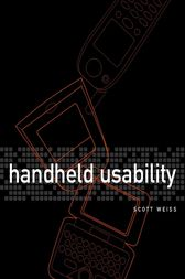Handheld Usability by Scott Weiss