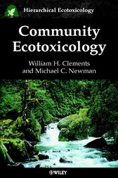 Community Ecotoxicology by William H. Clements
