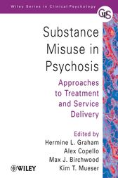Substance Misuse in Psychosis by Hermine L. Graham