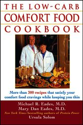 The Low-Carb Comfort Food Cookbook by Mary Dan Eades