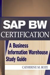 SAP BW Certification by Catherine M. Roze