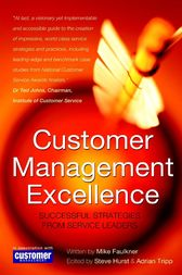 Customer Management Excellence by Mike Faulkner