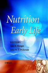 Nutrition in Early Life by Jane B. Morgan