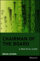 Chairman of the Board by Brian Lechem